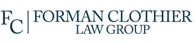 Forman Clothier Law Group, LLC Header Logo